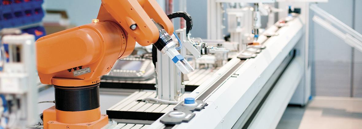 Imagem de Industrial Machinery