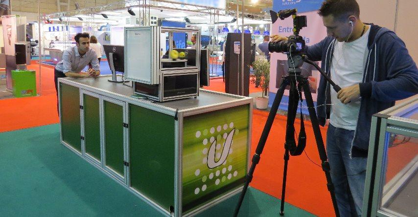 Imagem de Monoto Tv realiza reportagem sobre Vimétrica na Alimentária 2015